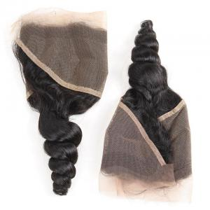 13*4 Lace Frontal Loose Wave Closure
