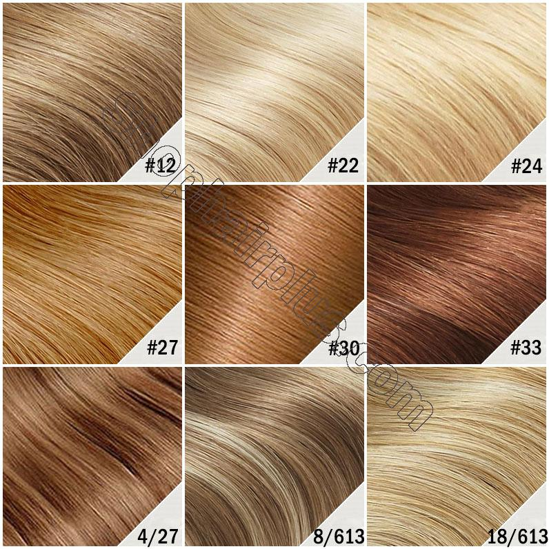 "14 - 32"" Natural Wave Drawstring Ponytail Human Hair Extensions 8"