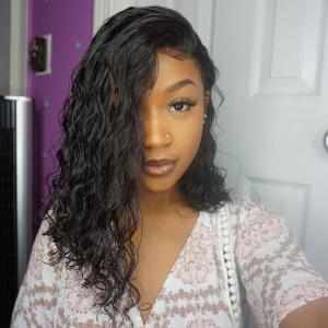 3 Bundles Malaysian Water Wave Virgin Human Hair Deals