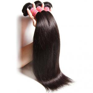 3pcs/pack Malaysian Hair Unprocessed Straight  Virgin  Human Hair Weft