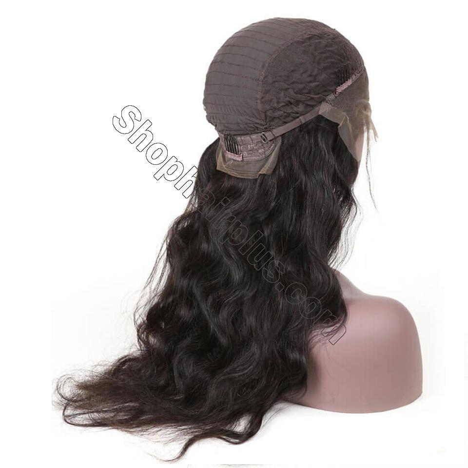9A Body Wave Lace Front Wig, Human Hair Wigs With Baby Hair, 8-24inch 6