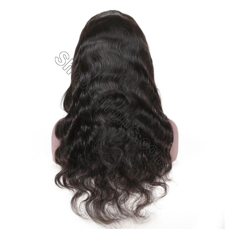 9A Body Wave Lace Front Wig, Human Hair Wigs With Baby Hair, 8-24inch 7