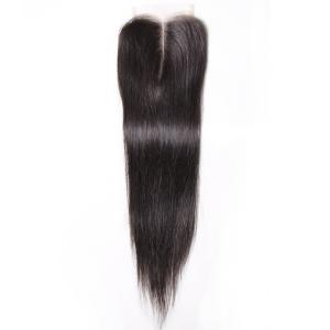 Hot sale Straight Hair 4x4 Lace Closure