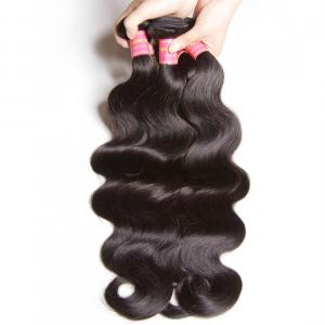 Indian Body Wave Human Virgin Hair Bundles 3pcs/pack