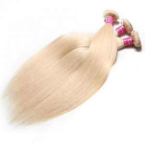 Malaysian Straight Hair Weave Bundles Color 613 Blonde Hair 100% Remy Human Hair Weaving 3pcs/lot Free Shippping